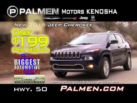Palmen Motors New Jeep Cherokee 199 Mo Youtube