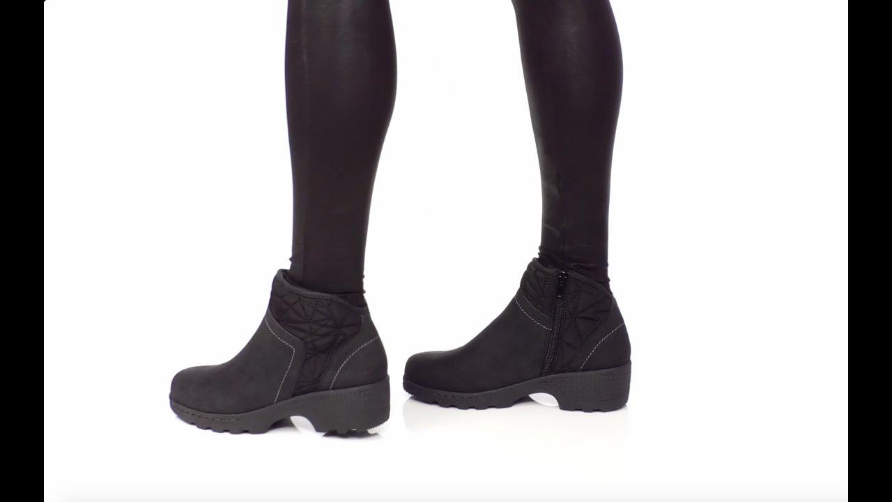 Cedar Boot [black vegan] 41