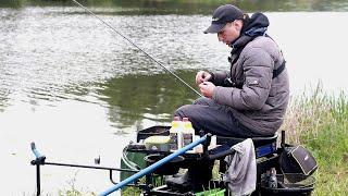 Ловля на ФИДЕР. Рыбалка 2020. ФИДЕРная рыбалка.