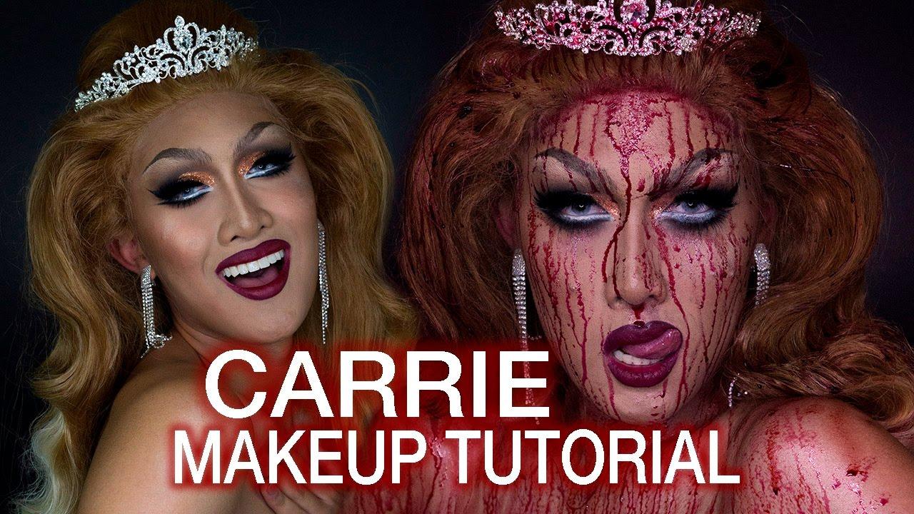 8 Drag Queen Halloween Makeup Tutorials That\u0027ll Slay All