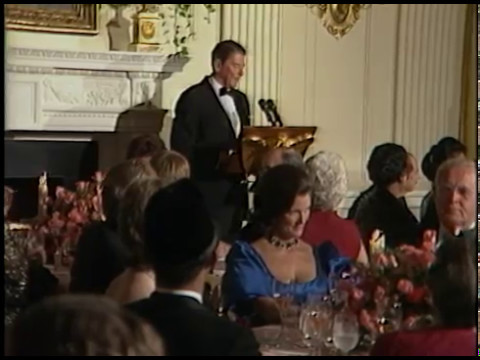 Toasts at State Visit of President Soeharto of Indonesia on October 12, 1982