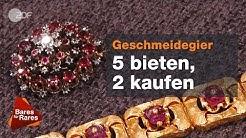 Alle Händler bieten! BfR-Fan macht doppelten Deal bei Bares für Rares vom 09.04.2019 | ZDF