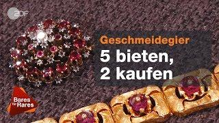 Alle Händler bieten! BfR-Fan macht doppelten Deal bei Bares für Rares vom 09.04.2019   ZDF