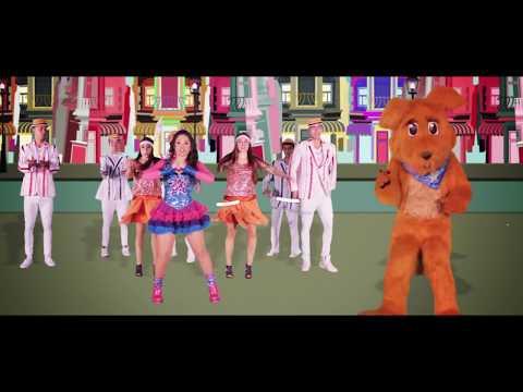 """""""Mi amigo Canino"""" video de mi sencillo del álbum """"Salta sin Parar"""""""