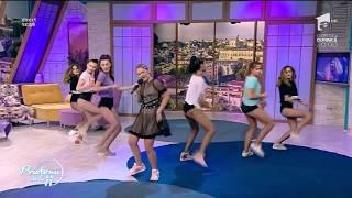 Revolution Dance Studio with ROXANA COZMA - De-a vreau sa fiu cu tine (Prietenii de la 11)