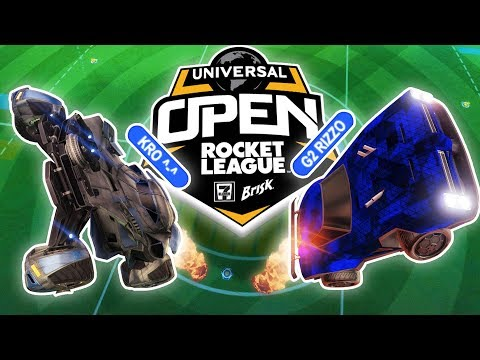 UNIVERSAL OPEN 2V2 QUALIFIER WITH KRONOVI