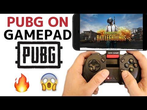 PUBG On Gamepad   How To Play PUBG On Gamepad