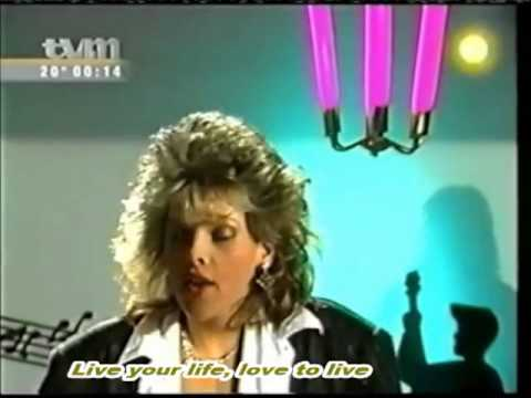 C. C. Catch- Cause you are young (with lyrics)