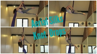 Aerial Silks Knot Drops | UNIQUE AERIALISTS