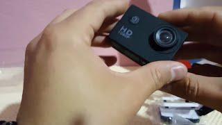 مراجعة للكاميرا الرياضية (sj4000)