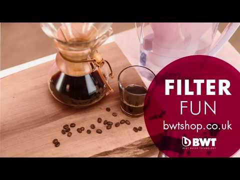 With Magnesium Mineralized Water You Can Create Perfect Coffee At Home .