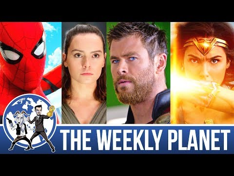 Best & Worst Movies Of 2017 - The Weekly Planet Podcast