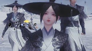 Moonlight Blade Online 天涯明月刀.ol - Heart King Different Blade 心王 刀不同 Special Fashion Show