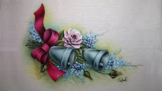 Como Pintar Sino Natalino 01 - Part 2 Final