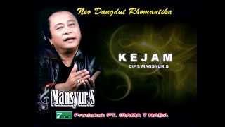 Gambar cover Mansyur S -  KEJAM