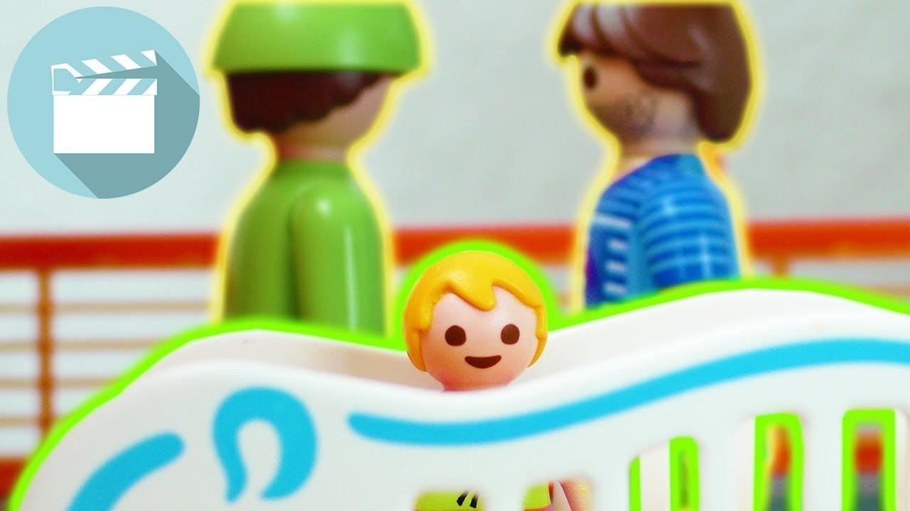 Lilli Versteckt Sich Im Krankenhaus Vor Papa Dem Arzt Playmobil