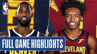 NUGGETS at CAVALIERS | FULL GAME HIGHLIGHTS | March 7, 2020