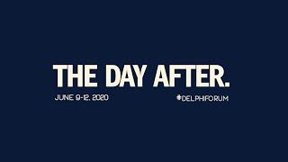 Day 2 - Channel 1 - Delphi Economic Forum Online