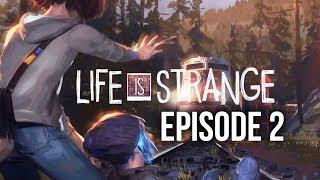LIFE IS STRANGE EPISODE 2 Gameplay Walkthrough - OUT OF TIME (Full Episode)