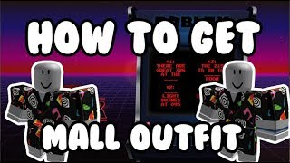 How to get Eleven's Mall Outfit - Roblox Stranger Things