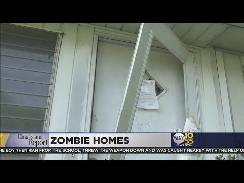 Suffolk County Zombie Homes