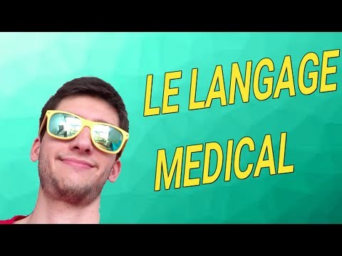 LE LANGAGE MEDICAL - EVANO