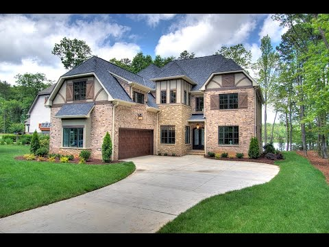 Stunning Waterfront Property at 1540 Reflection Pointe Blvd in Belmont, NC