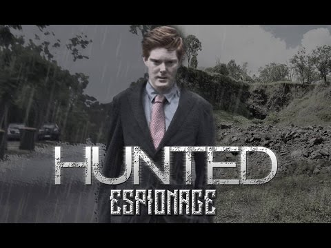 Hunted Espionage (A Short Film by Ben Mate)