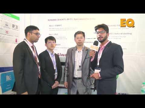 Interview at RenewX 2017, Hyderabad