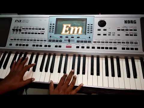 அன்பு கூருவேன் (Anbu Kooruvaen) Tamil Christian Song Keyboard Chords Displayed