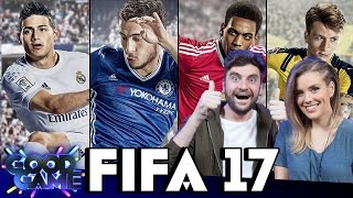 FIFA 17 Review (PS3, PS4, X360, Xbox One, PC)