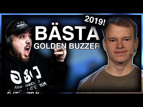 BÄSTA GOLDEN BUZZER 2019 *KUNG* + OFF WHITE GIVEAWAY!