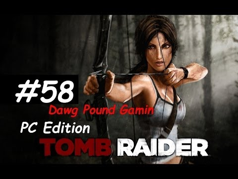 Tomb Raider 2013 Part 58 Commentary Walkthrough Nonlinear Gameplay HD