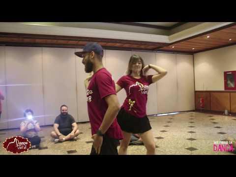 Ana Flávia e Luiz Henrique - Forró Pé Descalço - Dança Terê