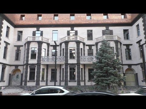 Опера, Северный пр., ул.Пушкина, Yerevan, 04.08.19, Su, Video-1.