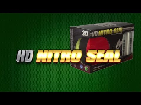 HD NITRO SEAL - 2 Part Paint Protection Sealant