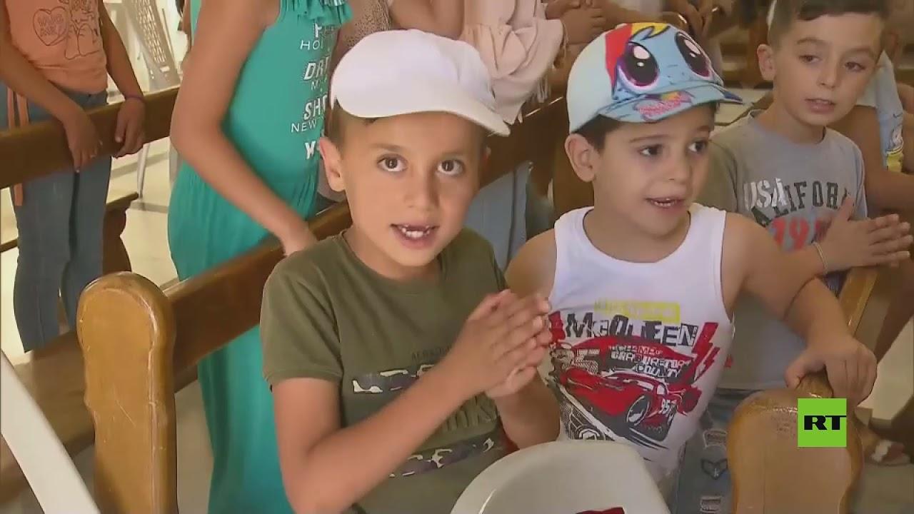 مساعدات إنسانية روسية تصل معلولا السورية  - نشر قبل 2 ساعة