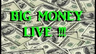 Big Money Live - Featuring: Jiggy, Double JTV, Short Cakey, Fluffy, Writtin_In_Blood, Herman