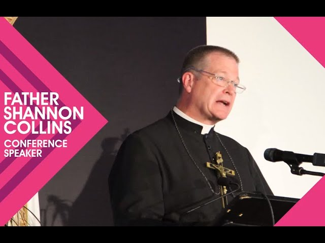 Vocational Discernment in an Undiscerning Age - Father Shannon Collins