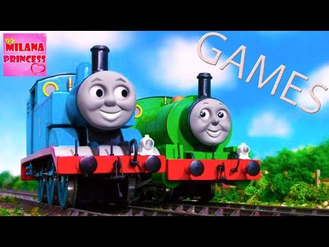 Игра Паровозик Томас и его друзья, вперед Томас! / Thomas and his friends Thomas forward!