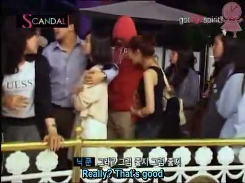 Nickhun's Scandal Ep1 P4of4 [Eng Sub]