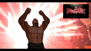 WWE Immortals - Brock Lesnar Beast Incarnate Level 1 2 3 Super Finishers
