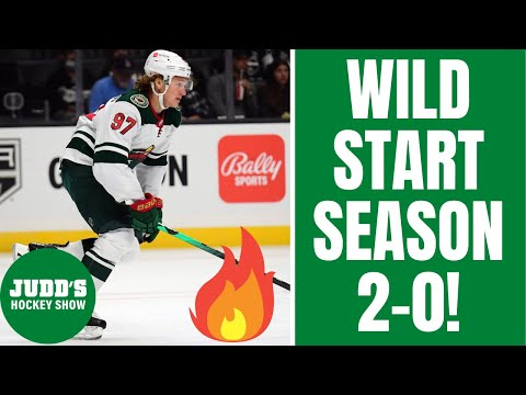 Minnesota Wild overreactions to 2-0 start: Kevin Fiala, Cam Tablot and more