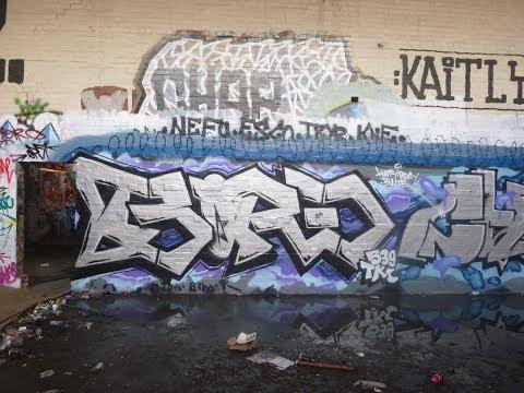 Melbourne Graffiti 2017 [Video 70]