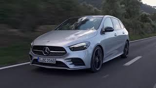 2019 Mercedes-Benz B 220 d iridium silver