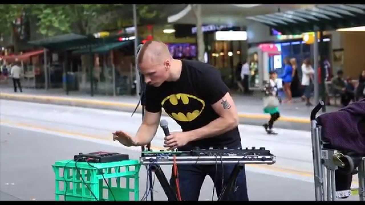 Best Beatbox N Looping Performance Ever Morf Music Youtube