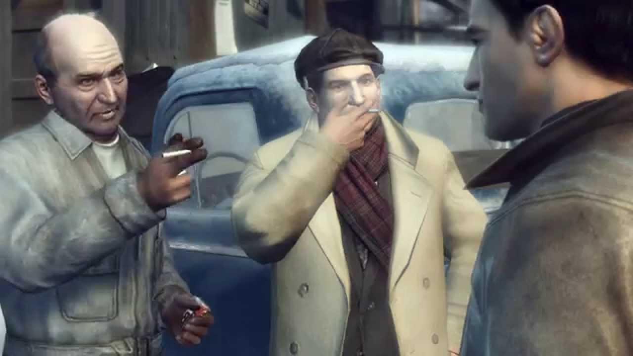 Mafia ii how to sell cars to bruski