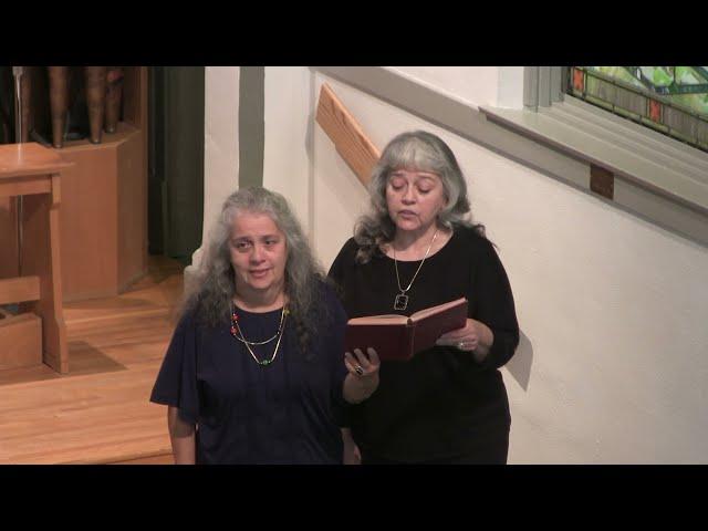 Zion Sunday Service, September 5th, 2021