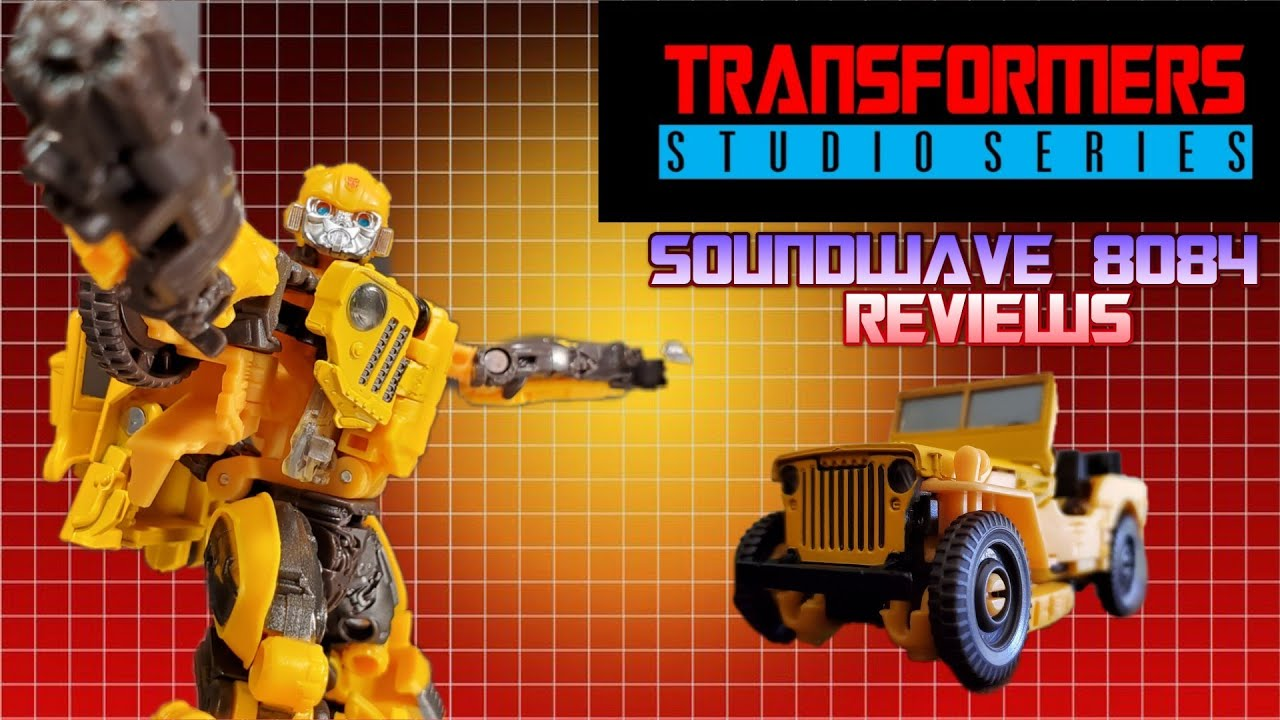Transformers Studio Series 57 Offroad Bumblebee Review