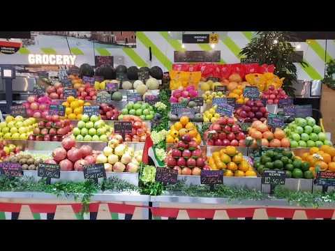 New Ras al khor the fresh market vegetable and fruit dubai 25/12/2019